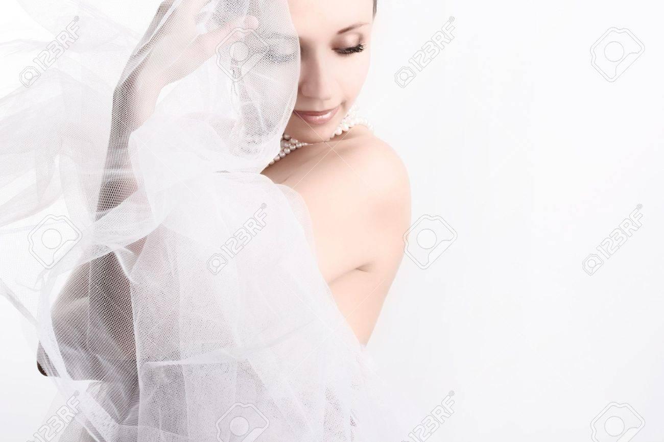 Beautiful young woman Stock Photo - 3237466