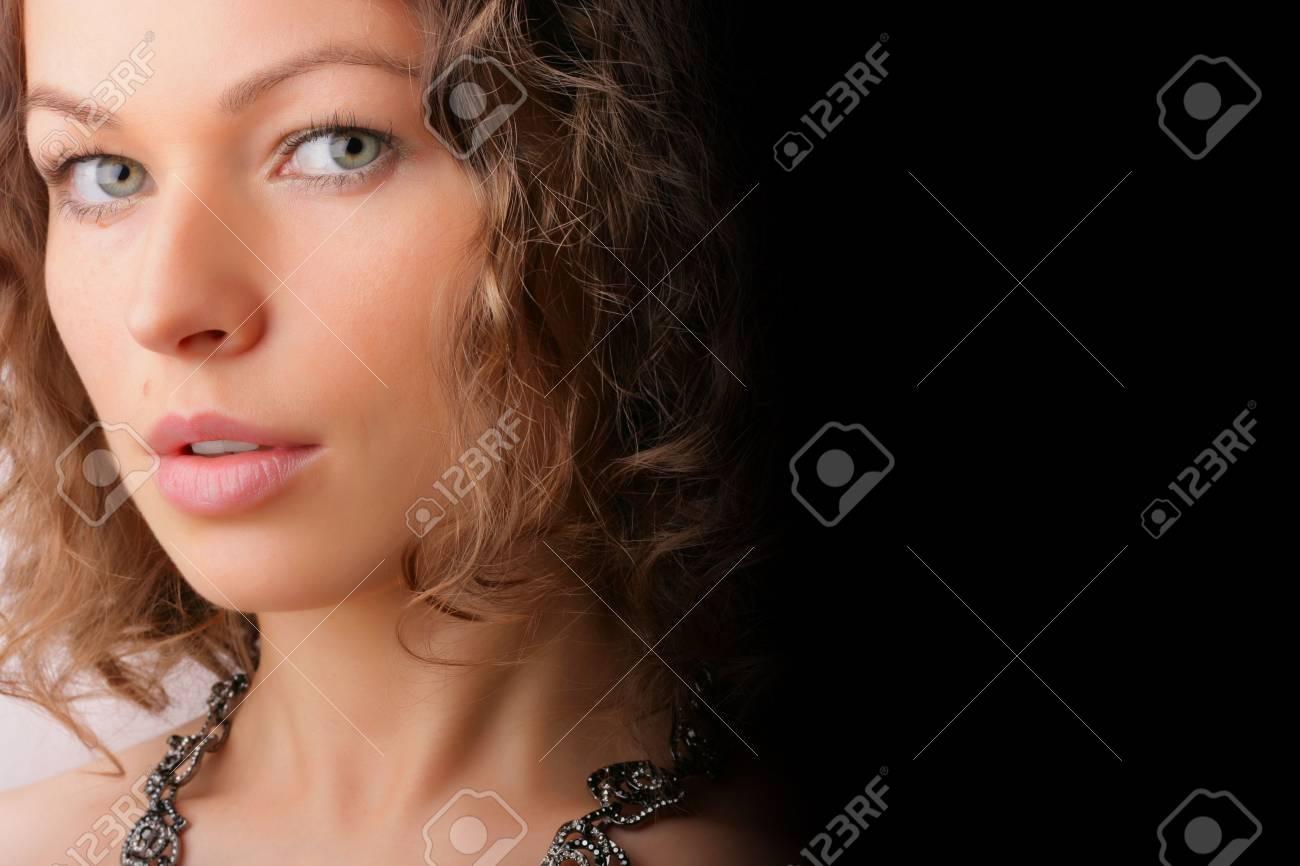 Beautiful woman. Fashion art photo. Stock Photo - 3653025