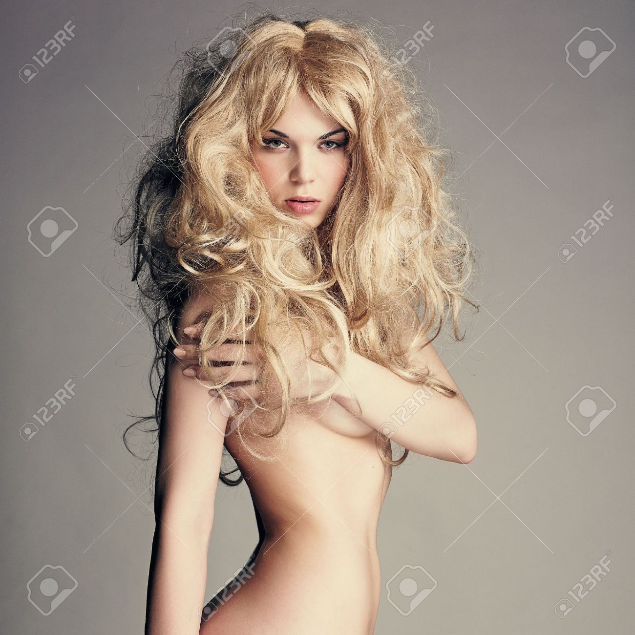 Nude women blond body hair pictures