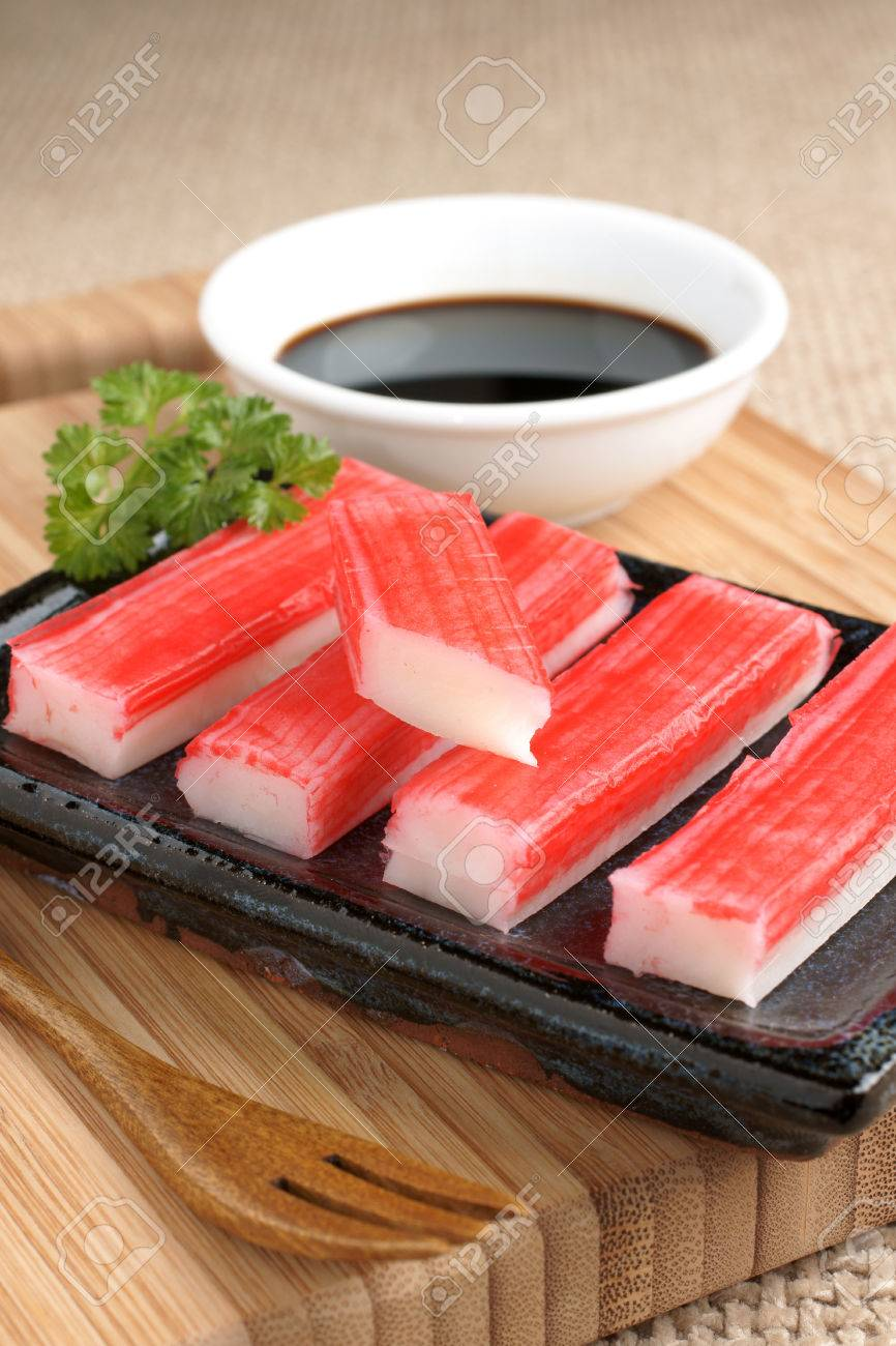 What are crab sticks made of? 94