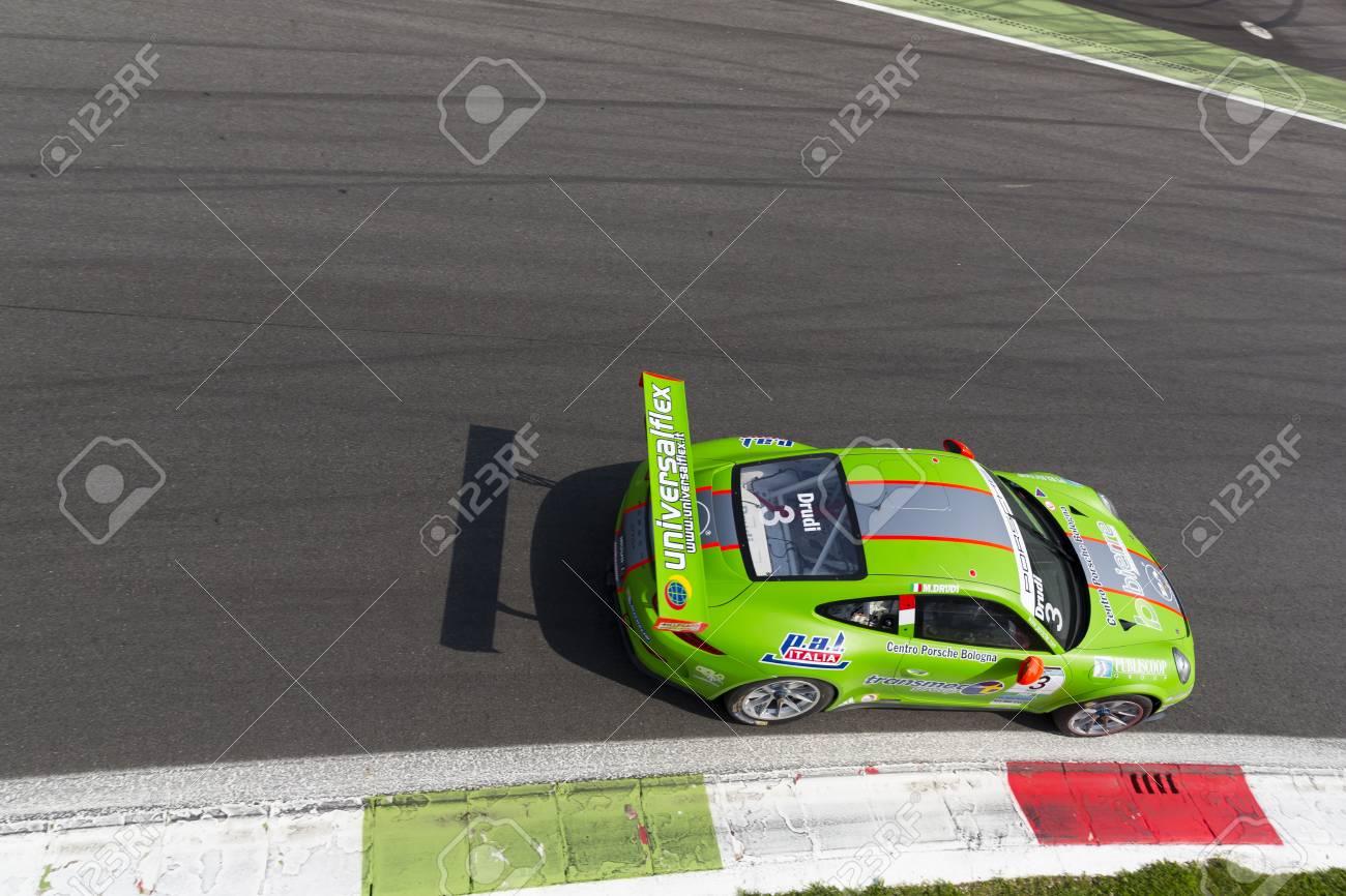 Circuit Monza Italia : Monza italy april porsche stock photo royalty free