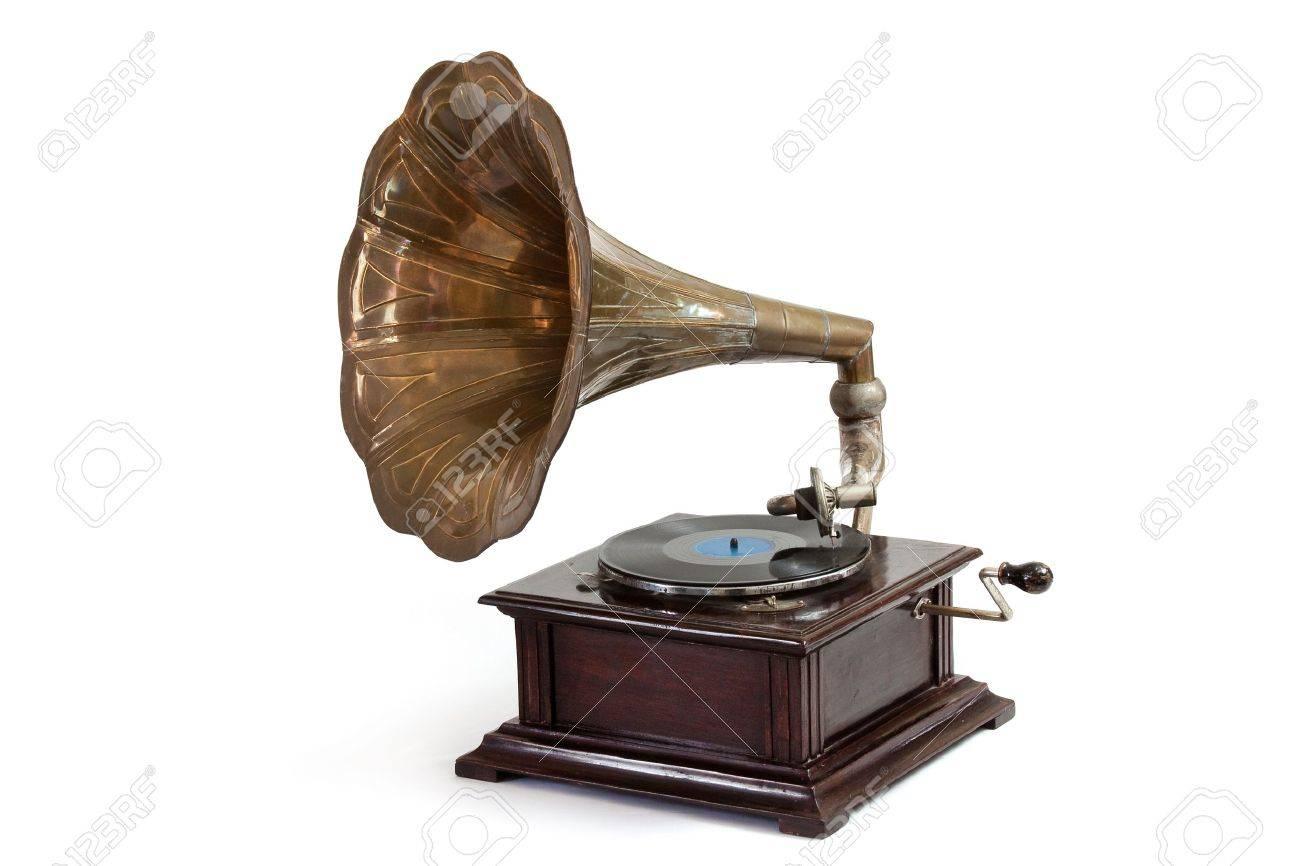 Gramophone Stock Photo - 9203927