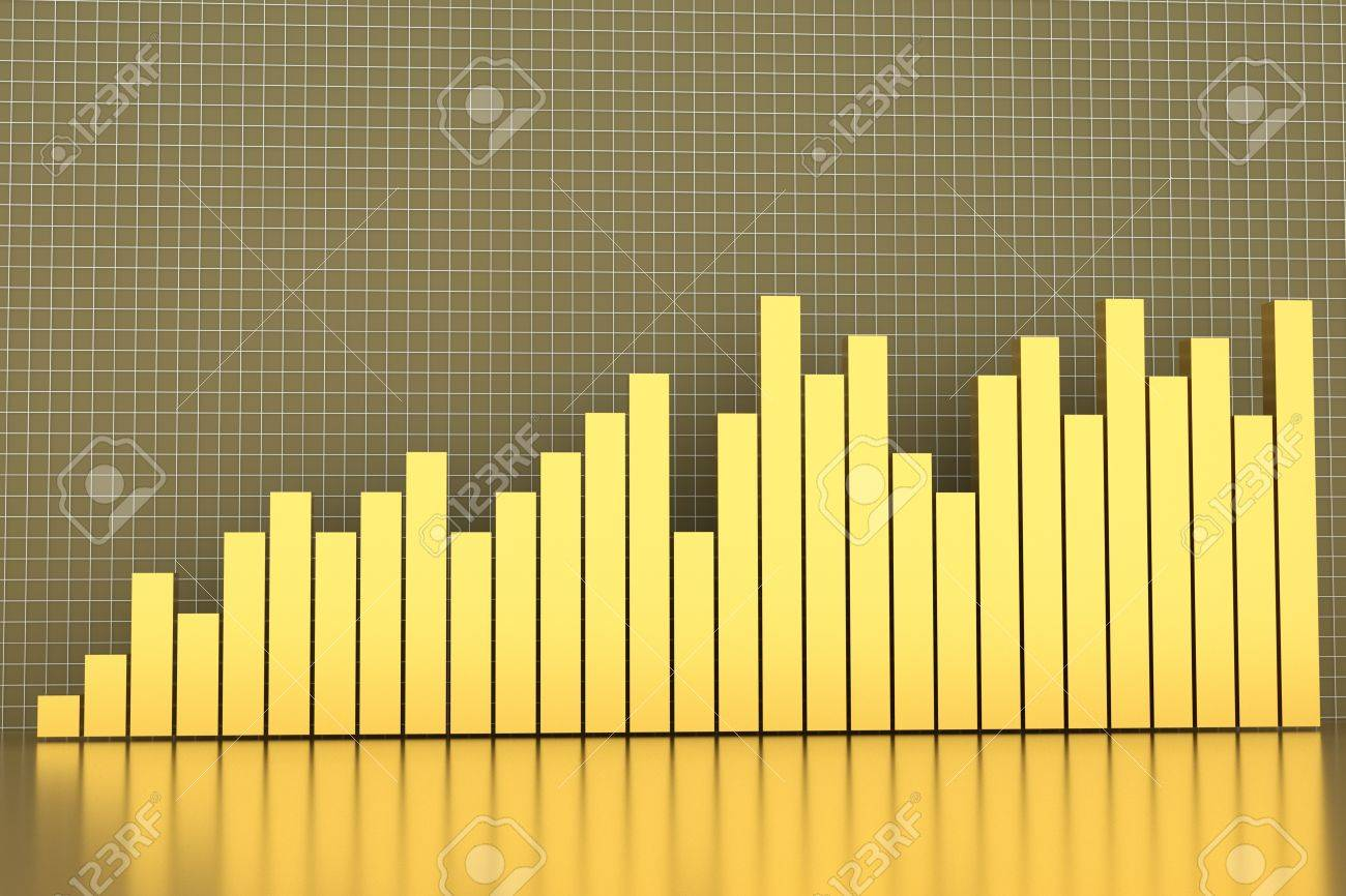 a line diagram for illustrate a business state Stock Photo - 11316708
