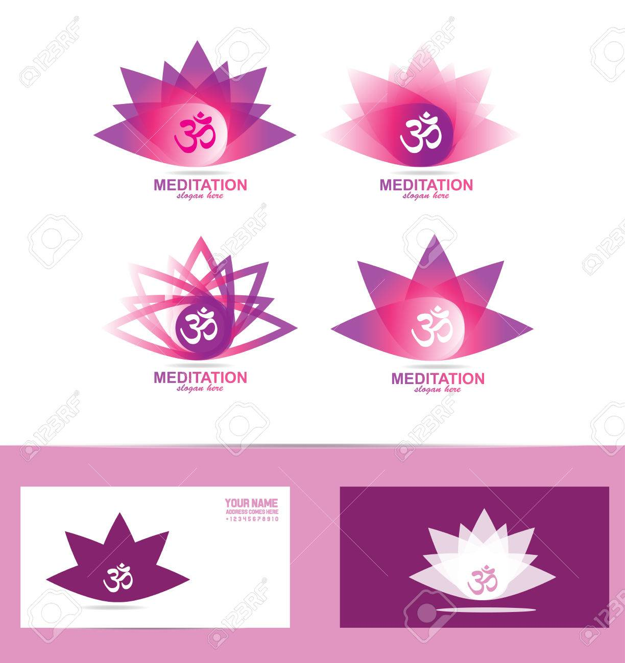 Icon element template lotus flower aum om symbol royalty free icon element template lotus flower aum om symbol stock vector 53329885 mightylinksfo