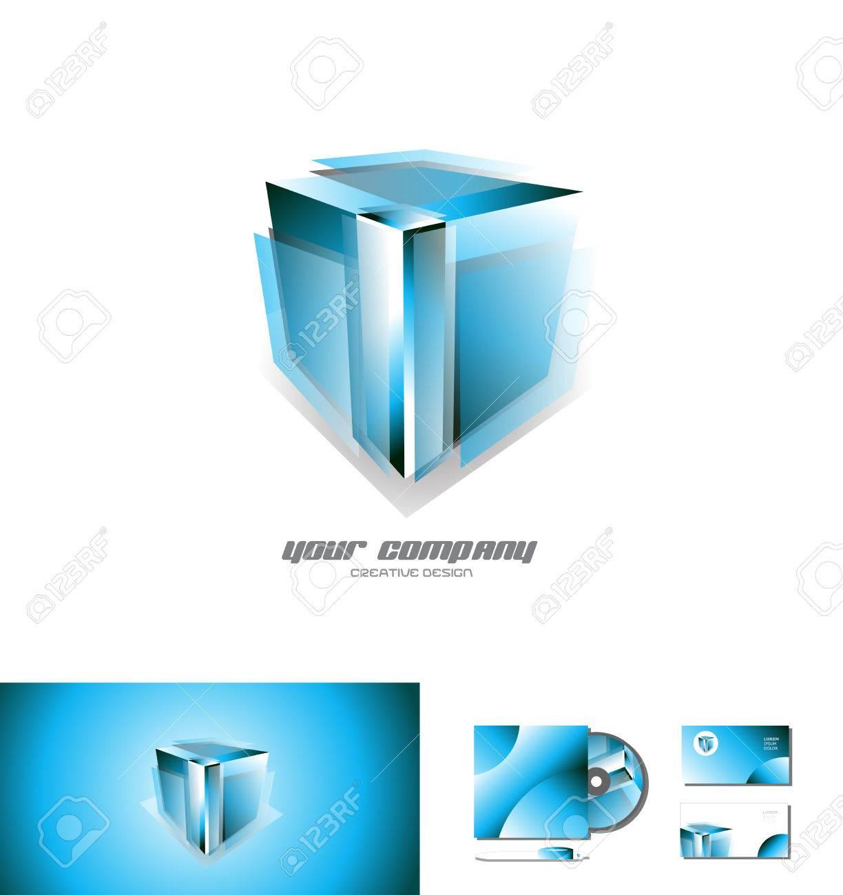 Vector De La Compania Icono Del Logotipo Plantilla Elemento