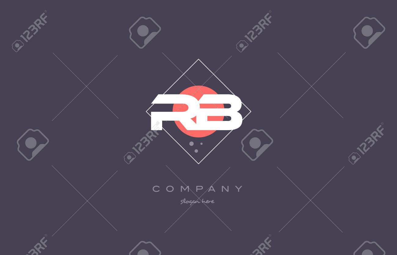 247 rb stock illustrations cliparts and royalty free rb vectors rb r b vintage retro pink purple rhombus alphabet company letter logo design vector icon creative template buycottarizona Choice Image