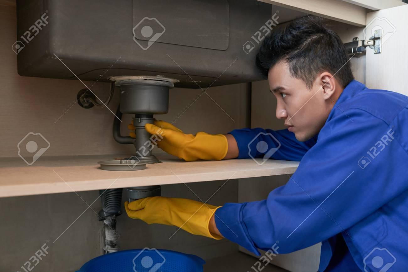 Repairing drain system - 101478863