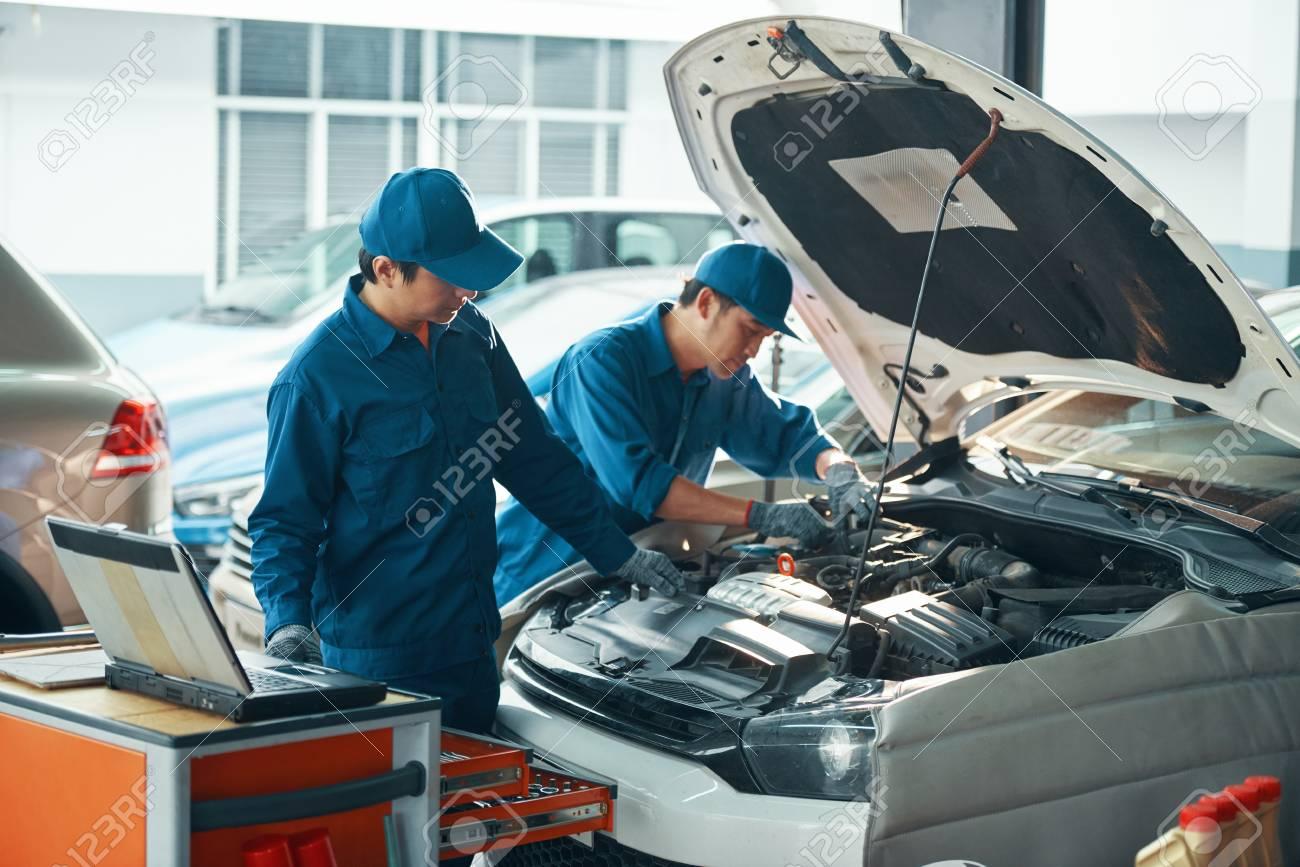 Engine diagnostics - 105688587