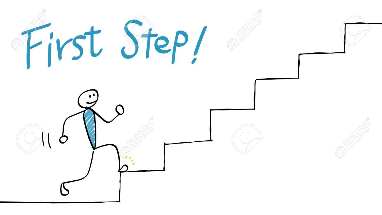 First + Step +% 28Go + up + the + stairs% 29 - 122901927