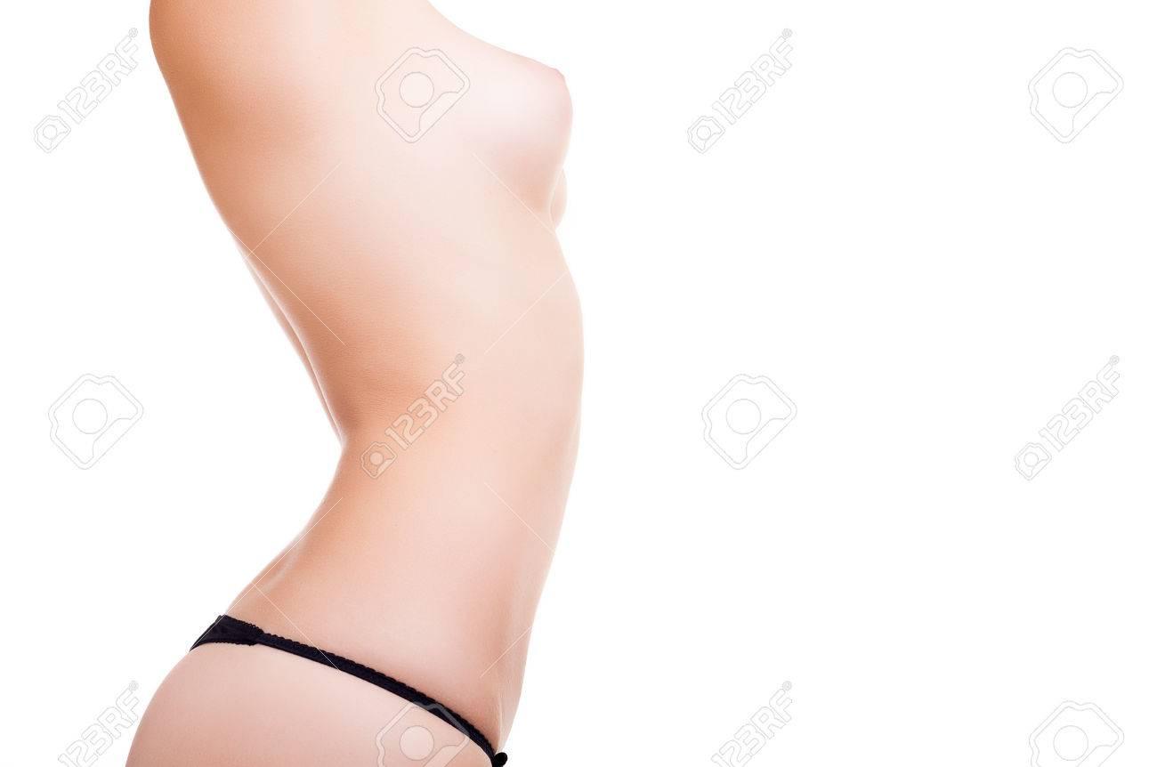 schwarz knochernen nackt madchen hoschen tragen