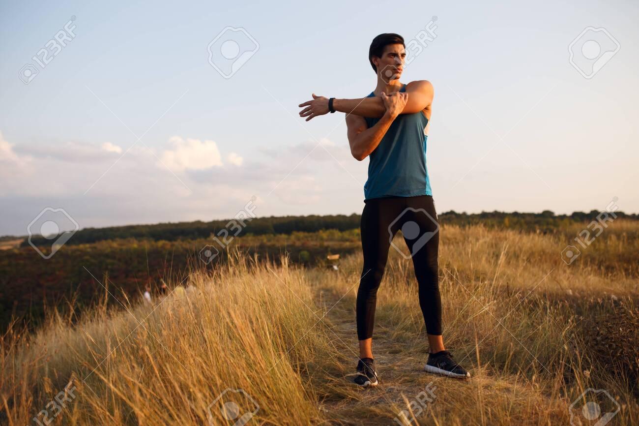 Sexy runner