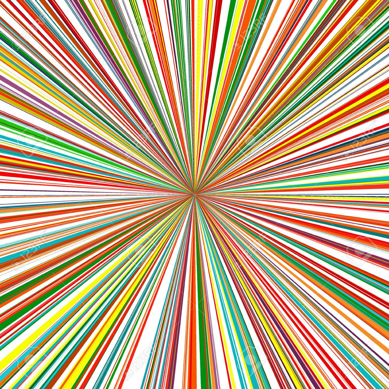 Abstract Rainbow Art Curved Lines Color Vector Background 22 Royalty ...