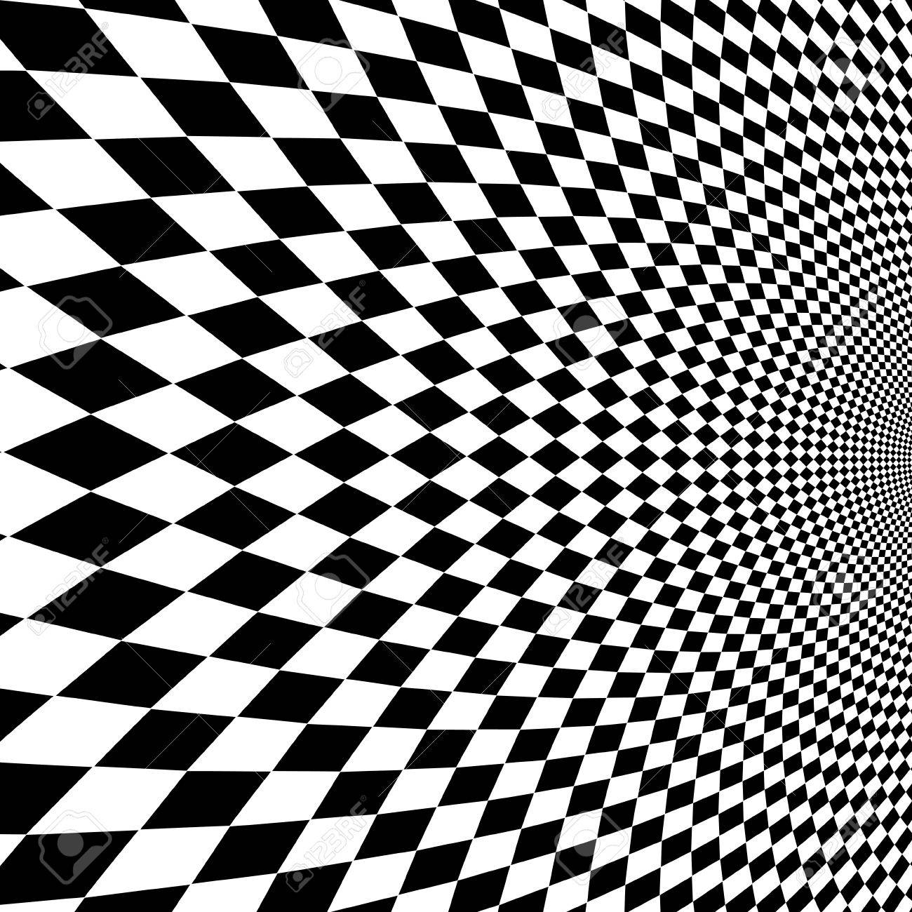 Vector optical illusion black and white background vector optical illusion black and white background 74768620 voltagebd Gallery