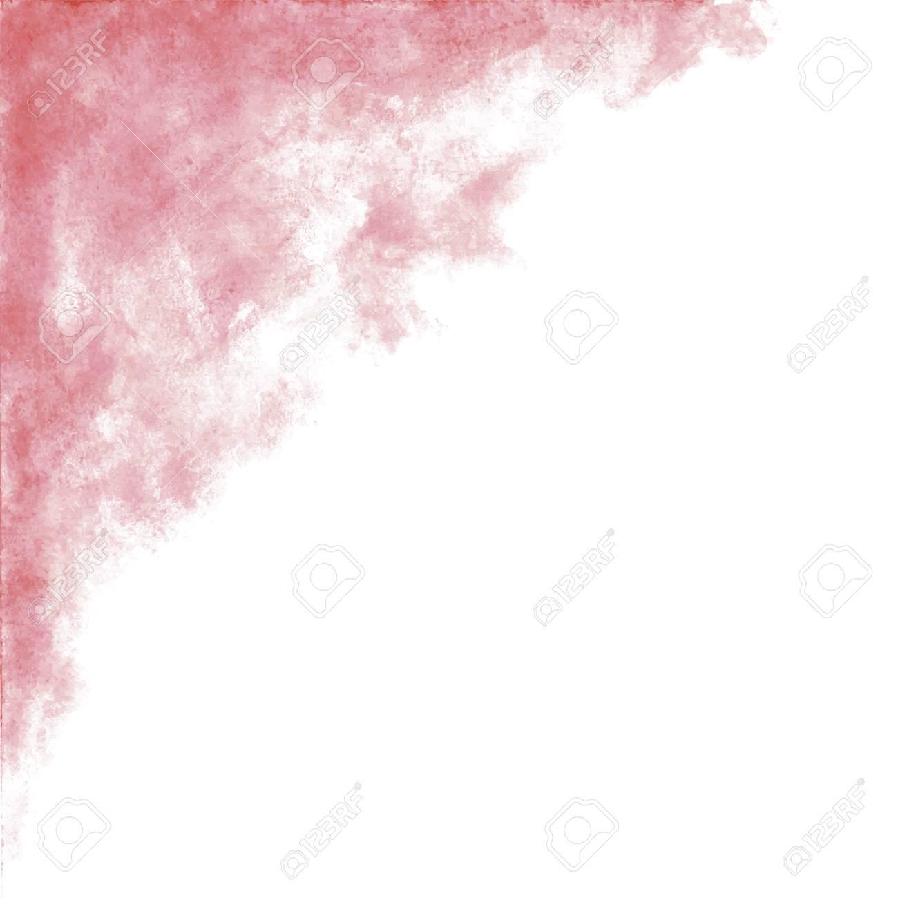 Abstraktes Hintergrundelement Des Aquarells Fur Die Verzierung Von