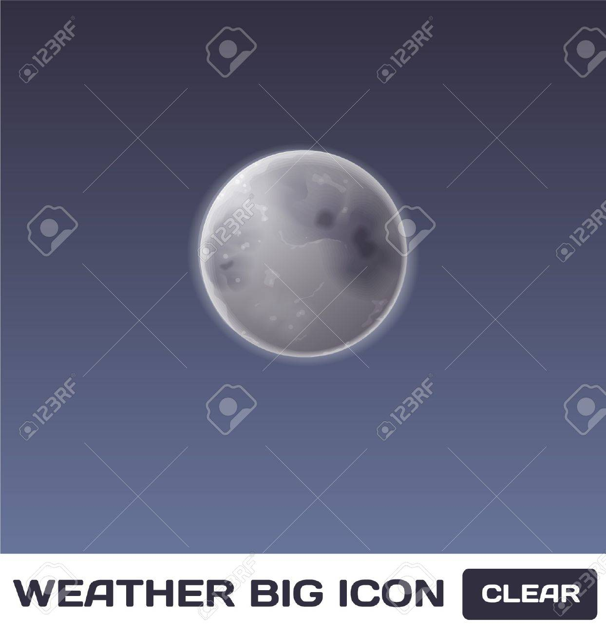 Big Icon Stock Vector - 16872910