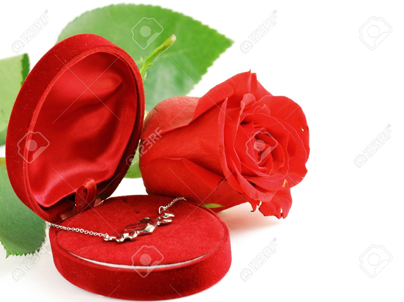 Flowers And Gifts For Valentine S Day Roses Chocolates And Stock