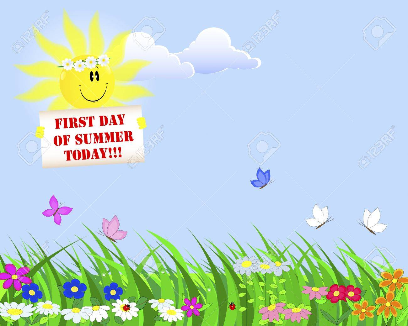 Happy 1st Day of Summer!! #summer #quotes #happy   First day of summer, 1st  day, Summer quotes
