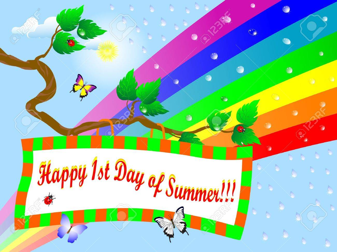 free first day of summer 2012 clipart   First Day of Summer - First Day of Summer  Clip Art - Summer Clip Art   First day of summer, Summer clipart, Day