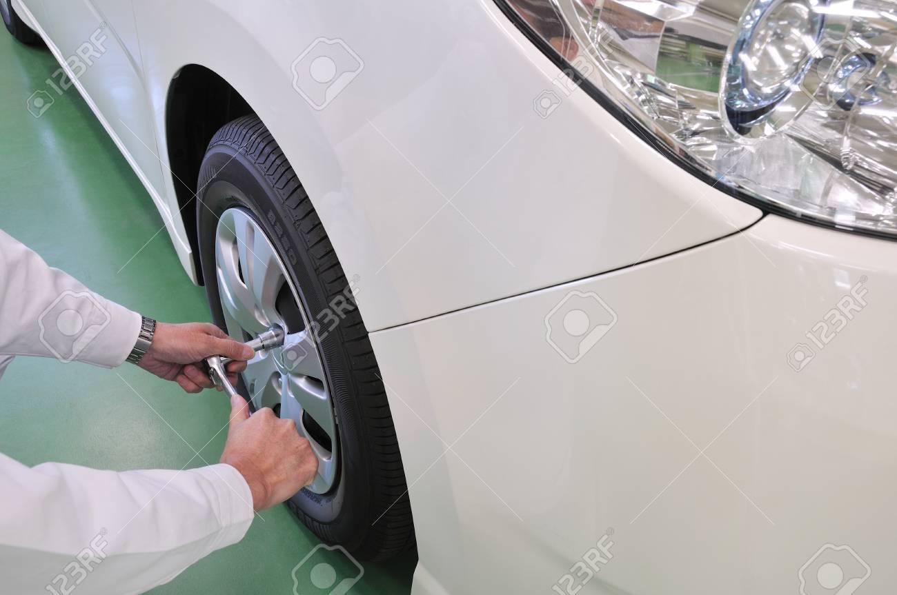 Car tires - 75179897