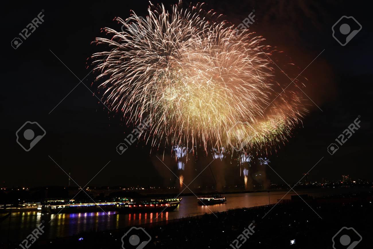 Edogawa Fireworks - 83565317