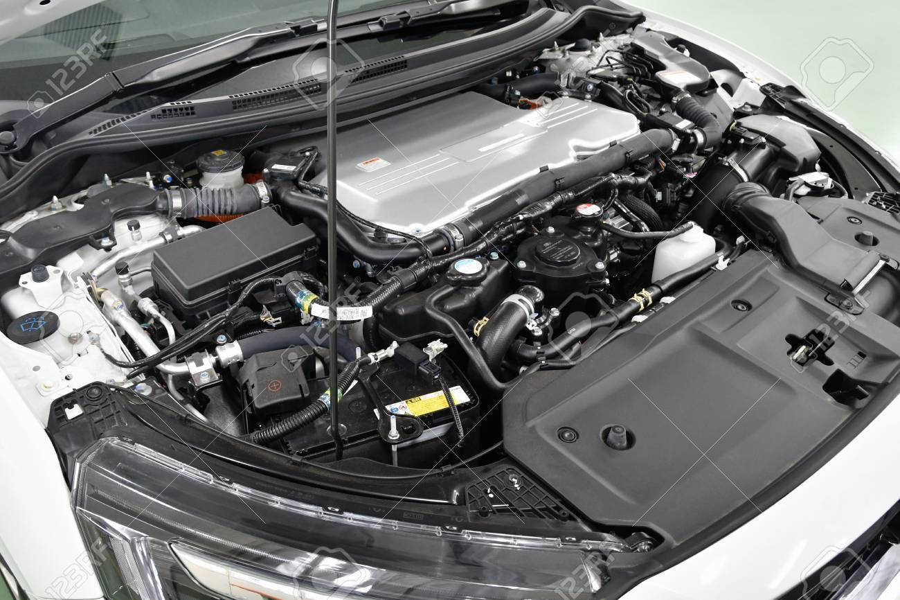 Fuel cell vehicles - 86369140