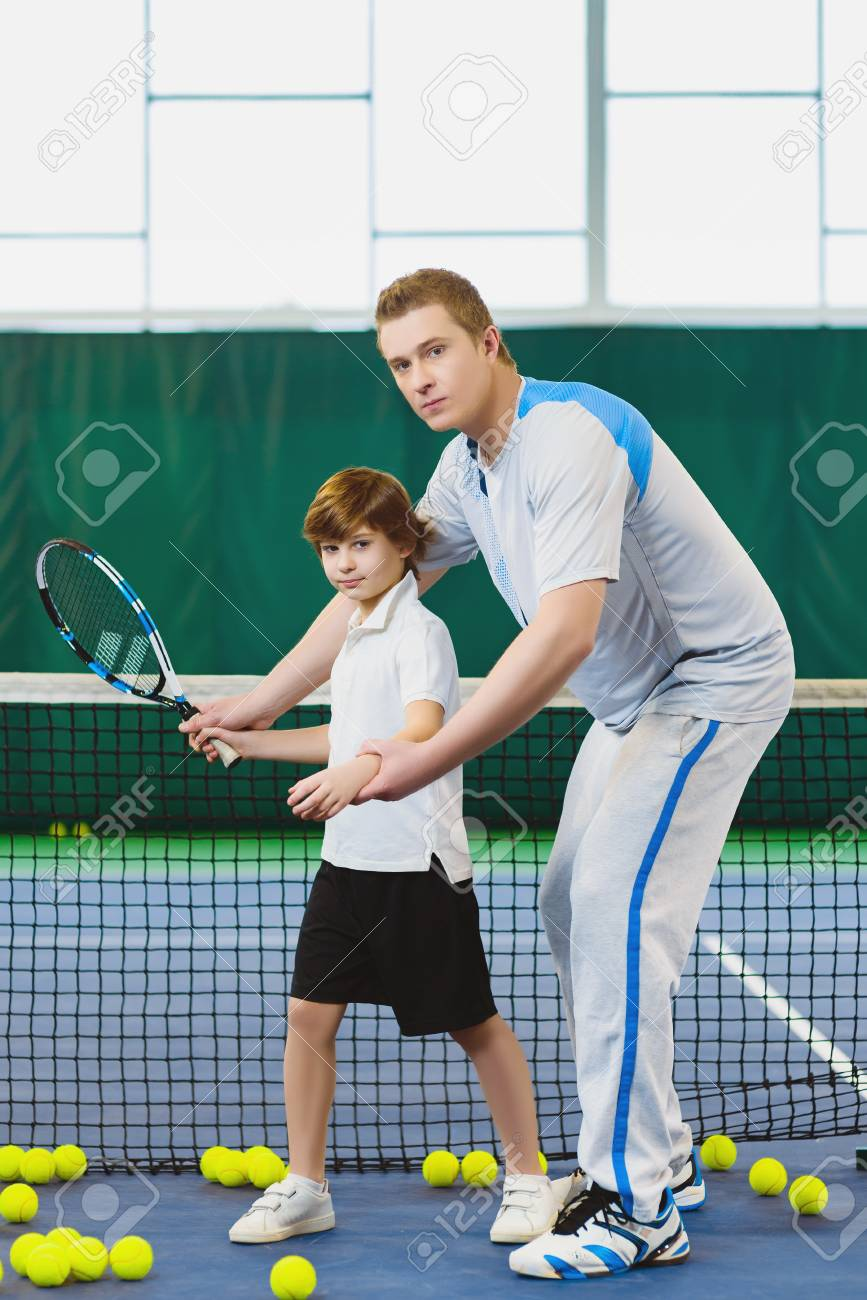How to play tennis 17