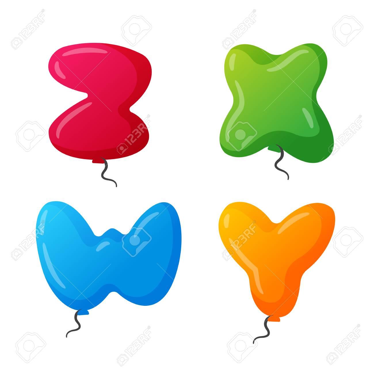 English balloon colorful alphabet on white background holidays english balloon colorful alphabet on white background holidays and education ozone type greeting helium m4hsunfo