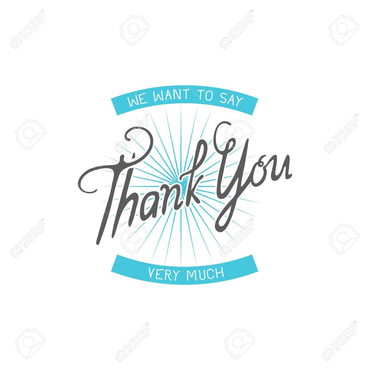 Gracias Gratitud Sensación Emociones Texto Letras Vector Logo Divisa Mensaje De Frases De Agradecimiento Cita Aislado Sobre Fondo Blanco