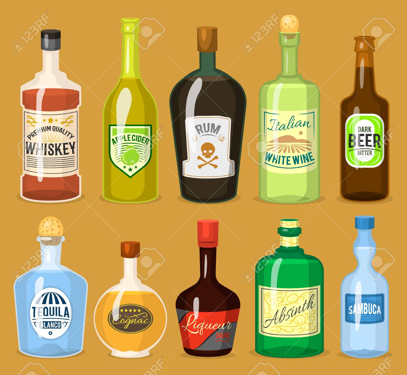 Image result for strong alcoholic drinks