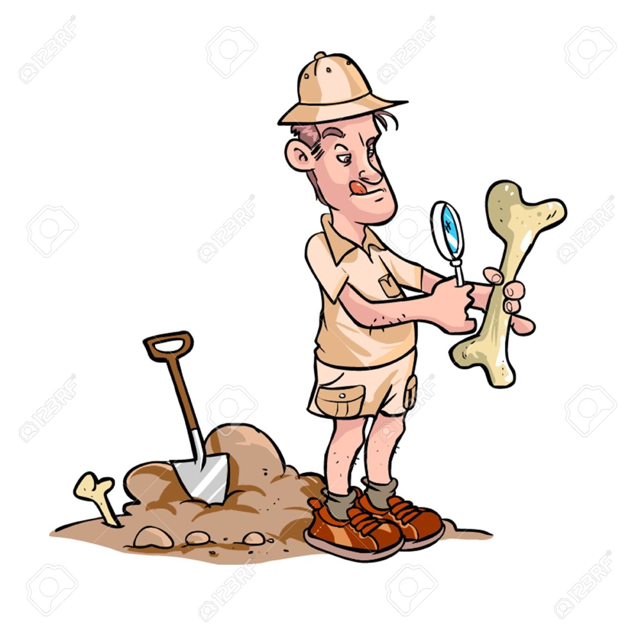 8,695 Archeology Stock Vector Illustration And Royalty Free ...