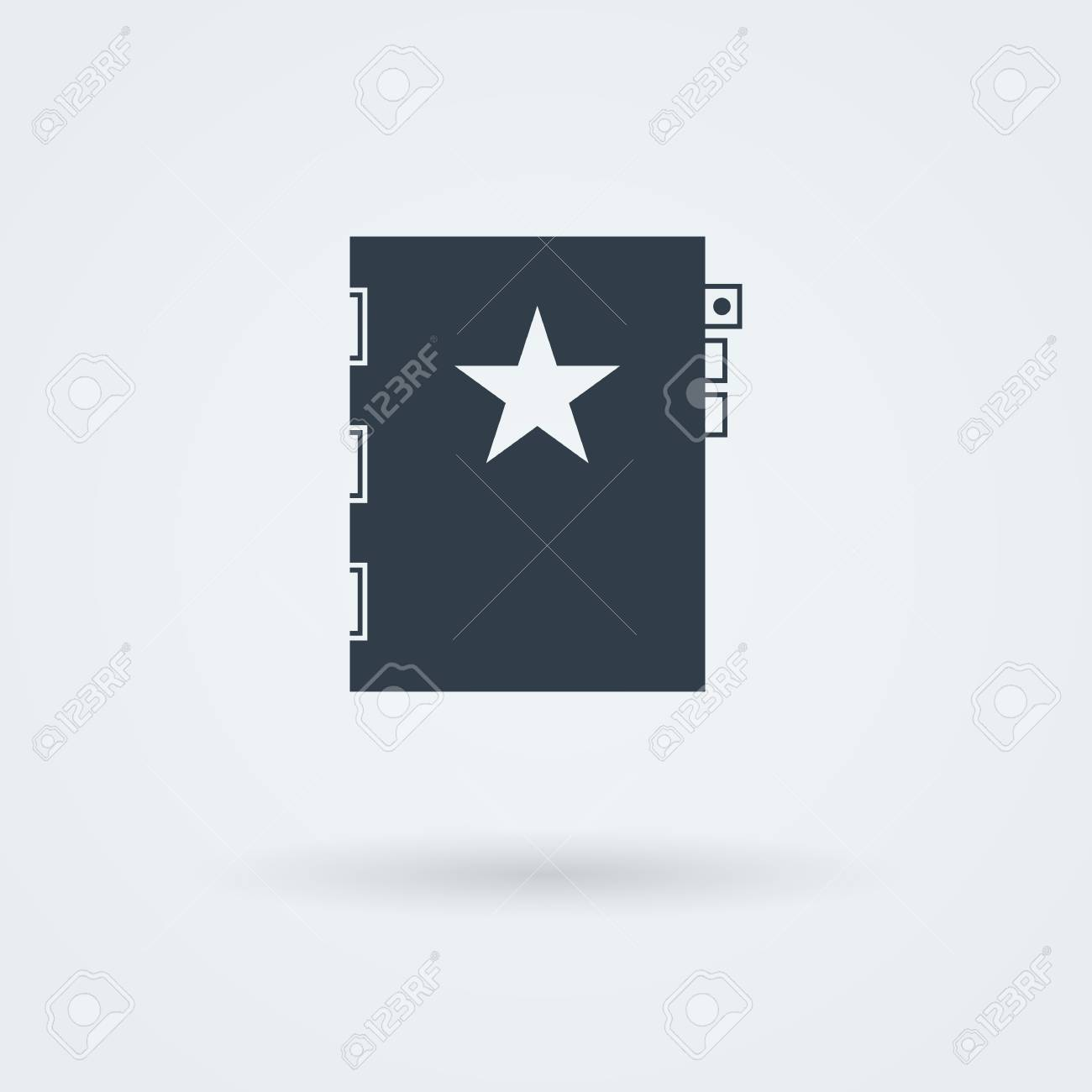 Vector Livre Icone Design Plat Simple Logo Pictogramme Bouton