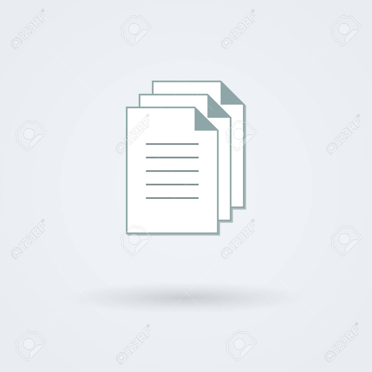 Stack of papers logo pictogram button stock photo picture and logo pictogram button stock photo 50241391 ccuart Image collections