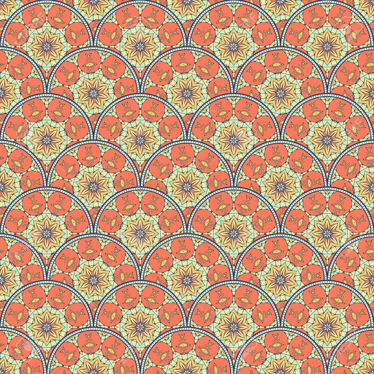 patch fabric wallpaper