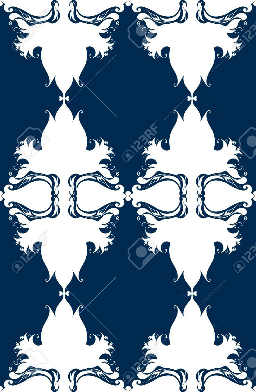 tiling vector background Stock Vector - 18156112