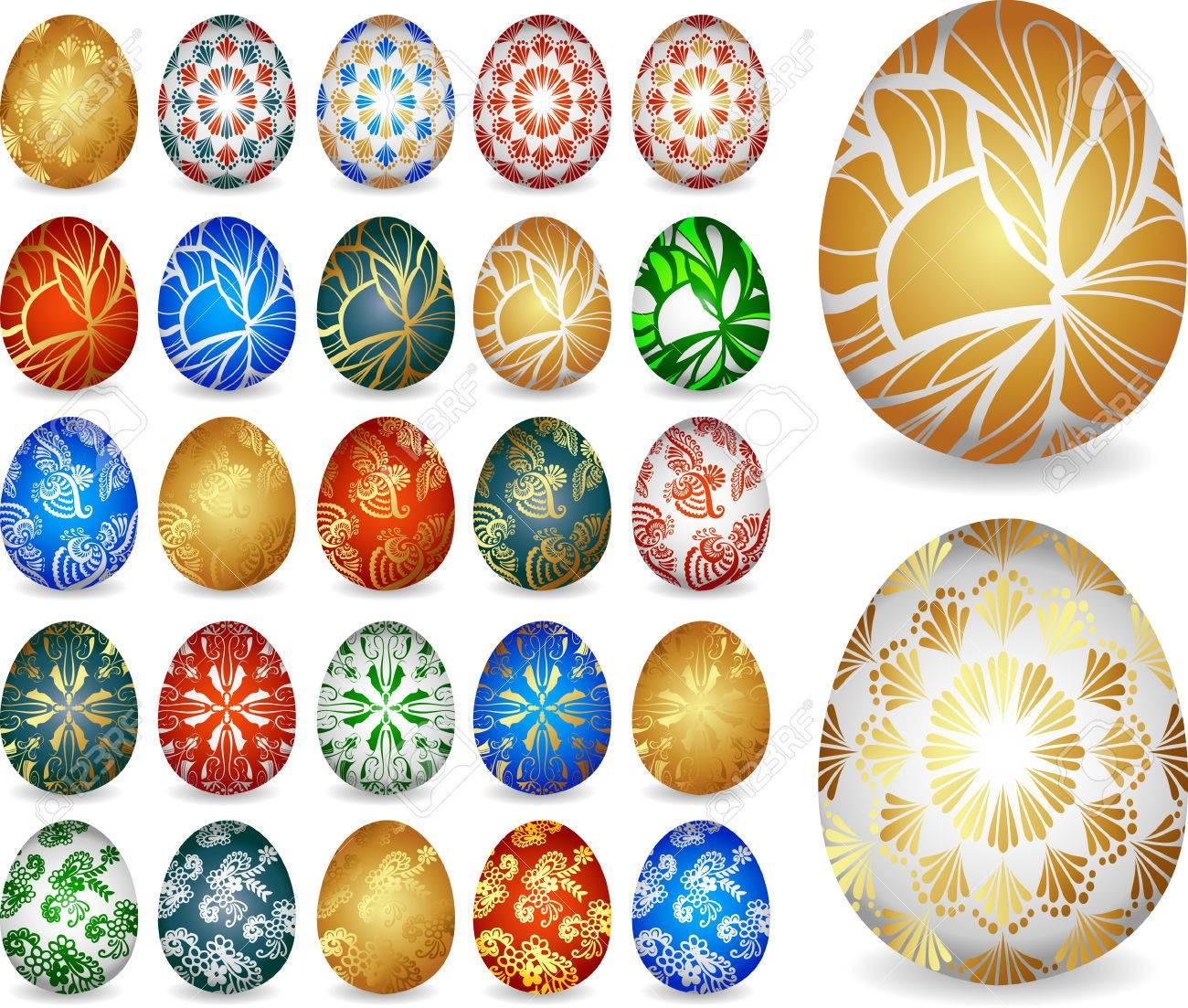 Egg Vector Logo Vector Easter Egg