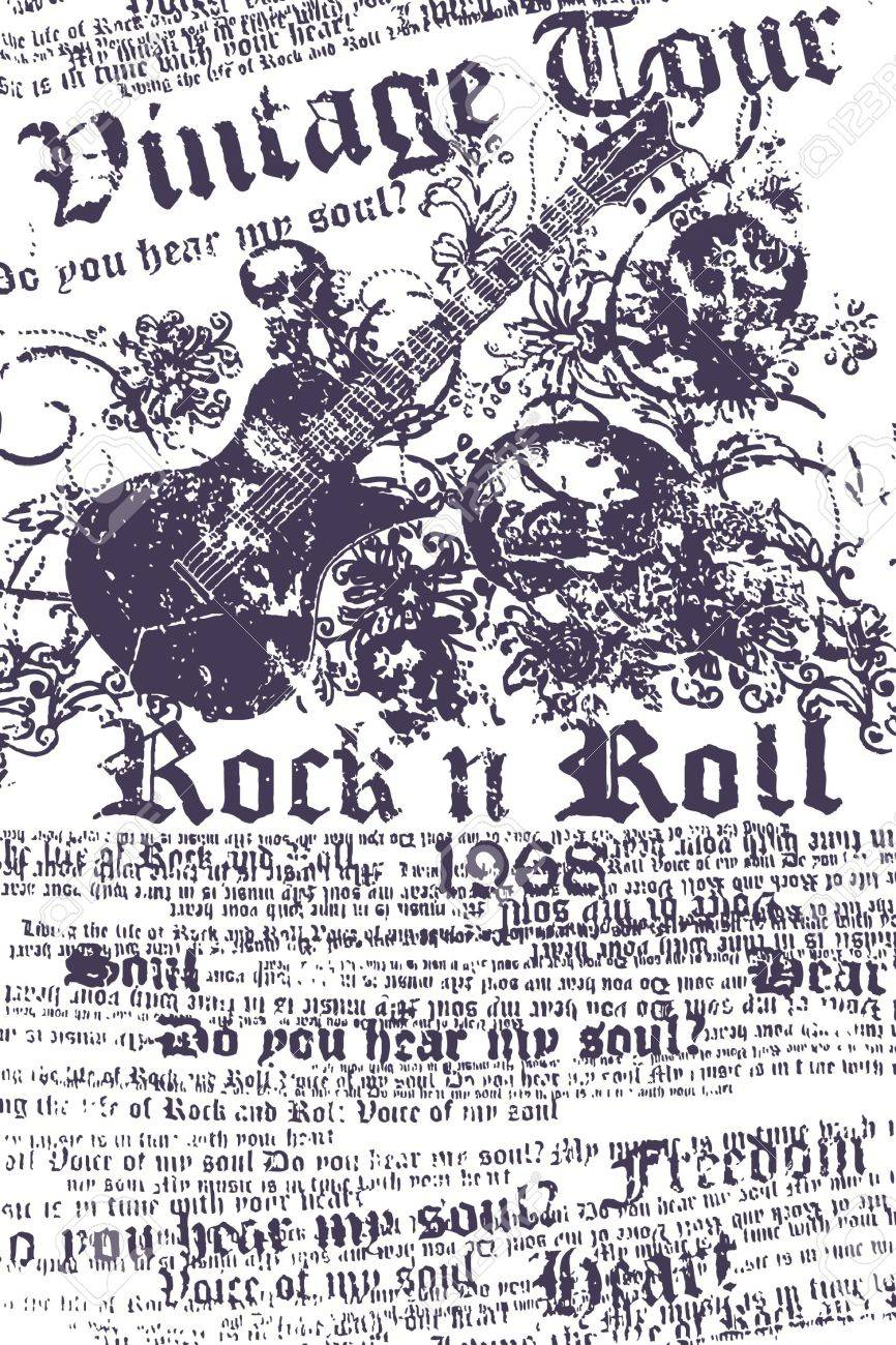 music rock and roll - 6590552