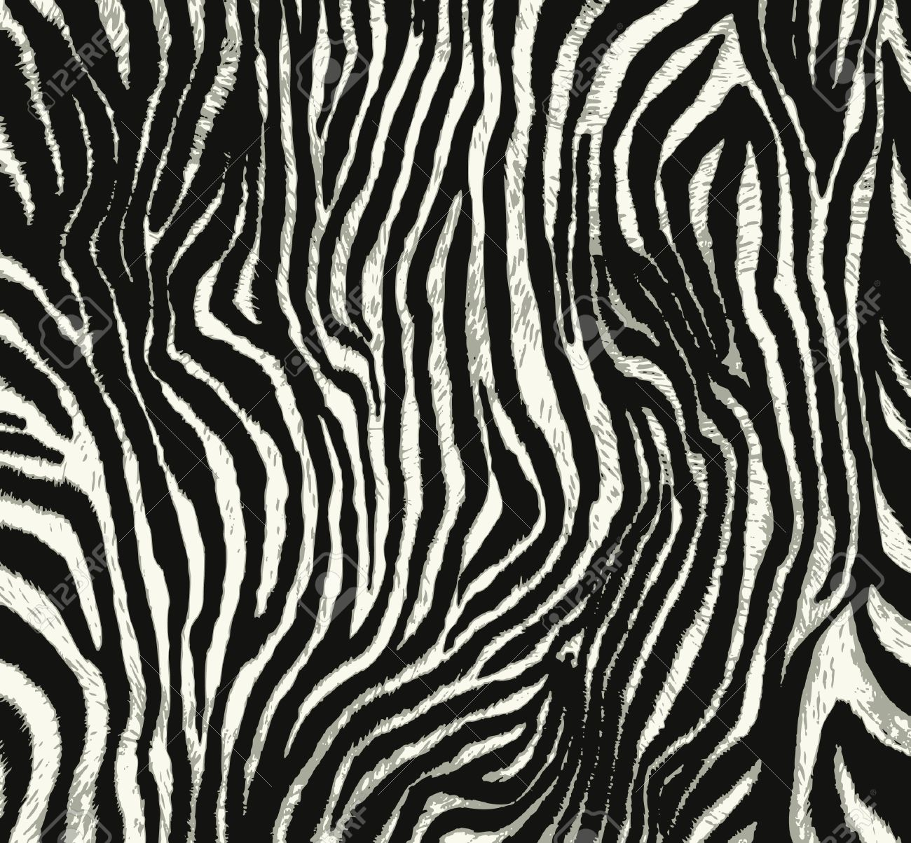 animal print stock vector 6584276