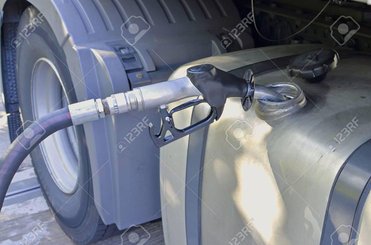 Diesel tank hose