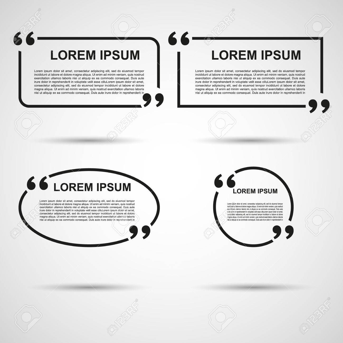 quote blank template quote bubble empty template circle quote blank template quote bubble empty template circle business card template paper