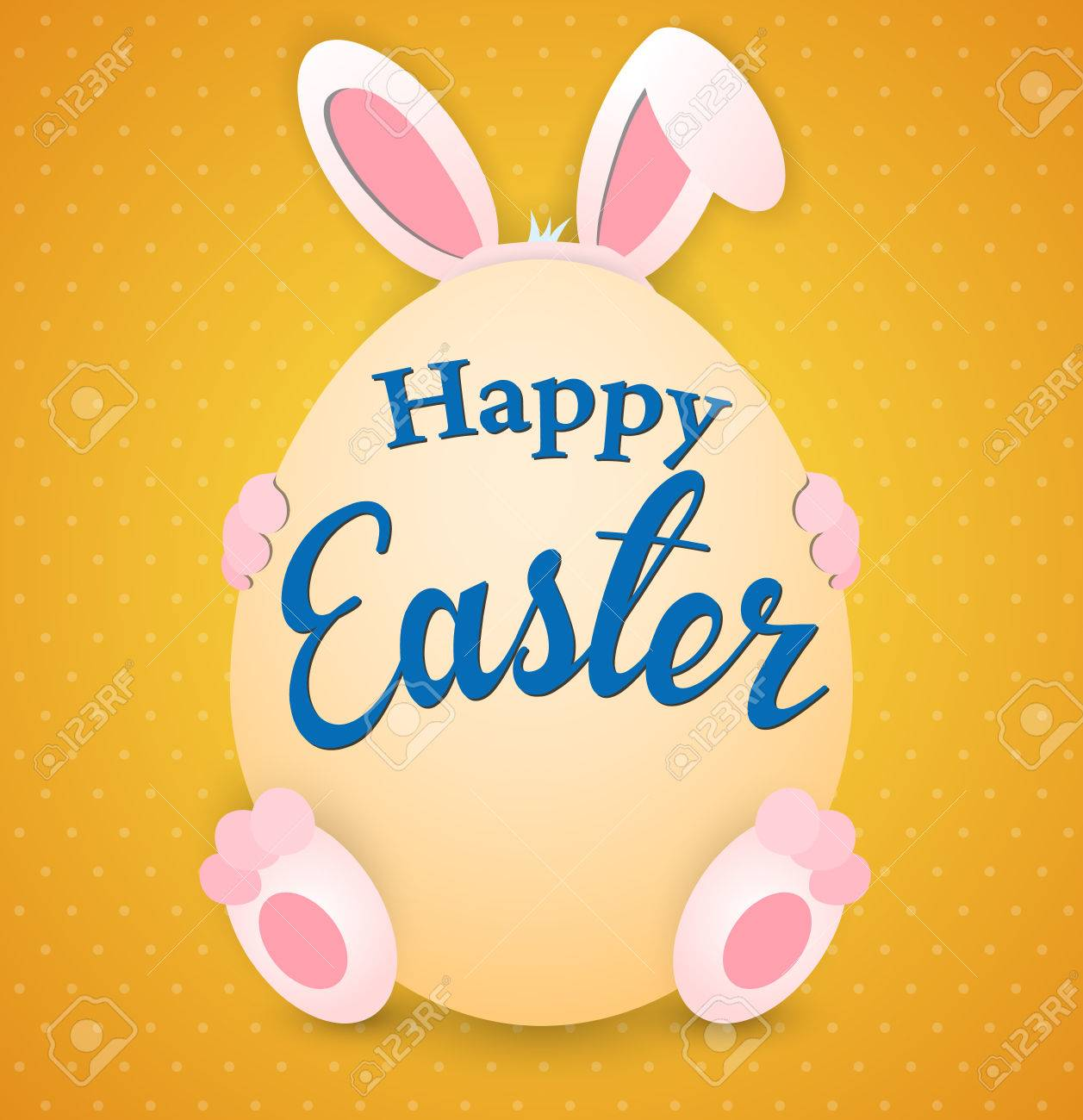 Funny easter greeting card or poster background template with funny easter greeting card or poster background template with copy space stock vector 53482410 kristyandbryce Choice Image