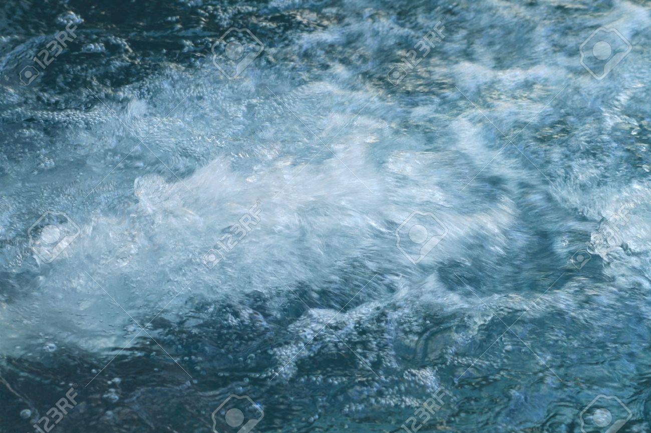 Pool Water Splash