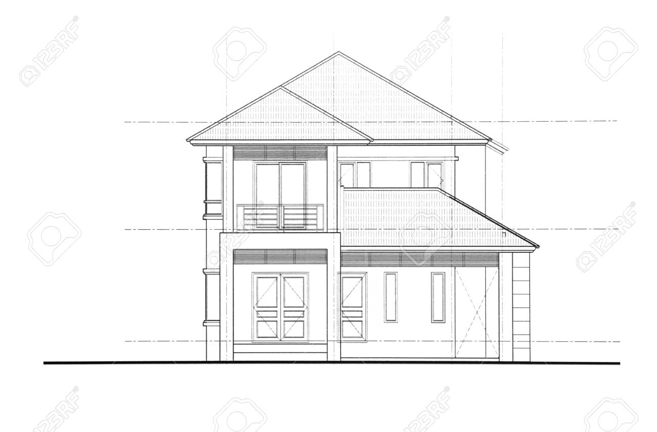 House Plans With A View To The Front