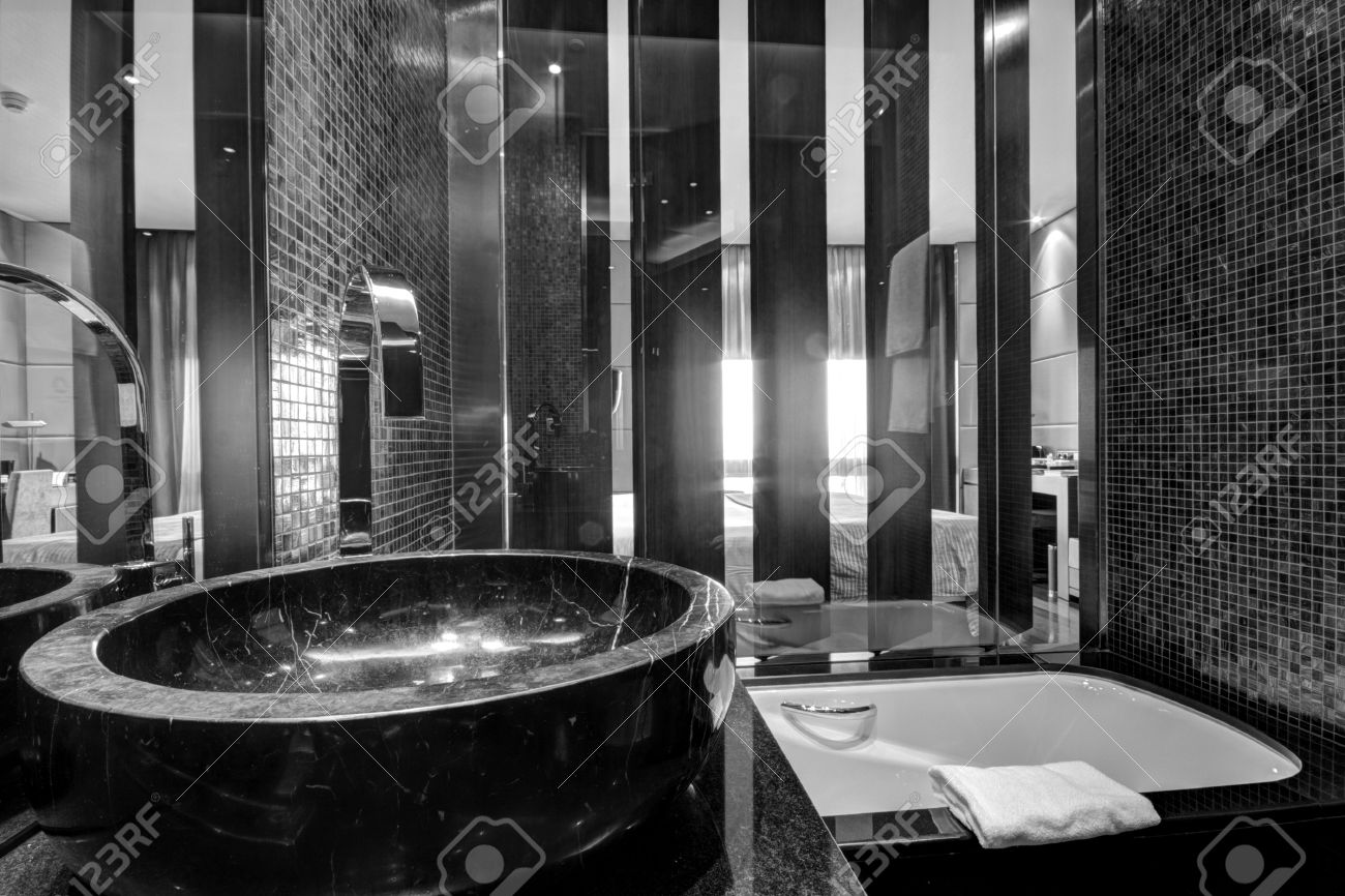 Bagni In Marmo Nero : Bagni in marmo nero: bagni in marmo bianco collezione di arredamento