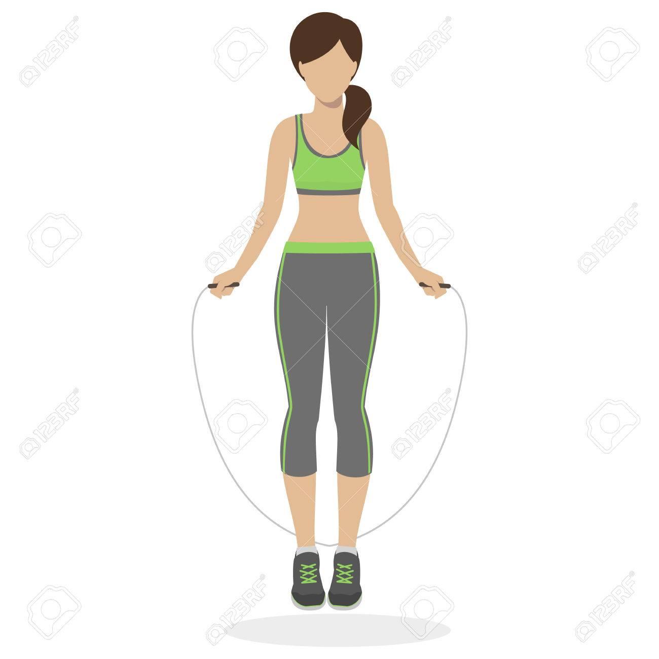 como saltar cuerda para perder peso