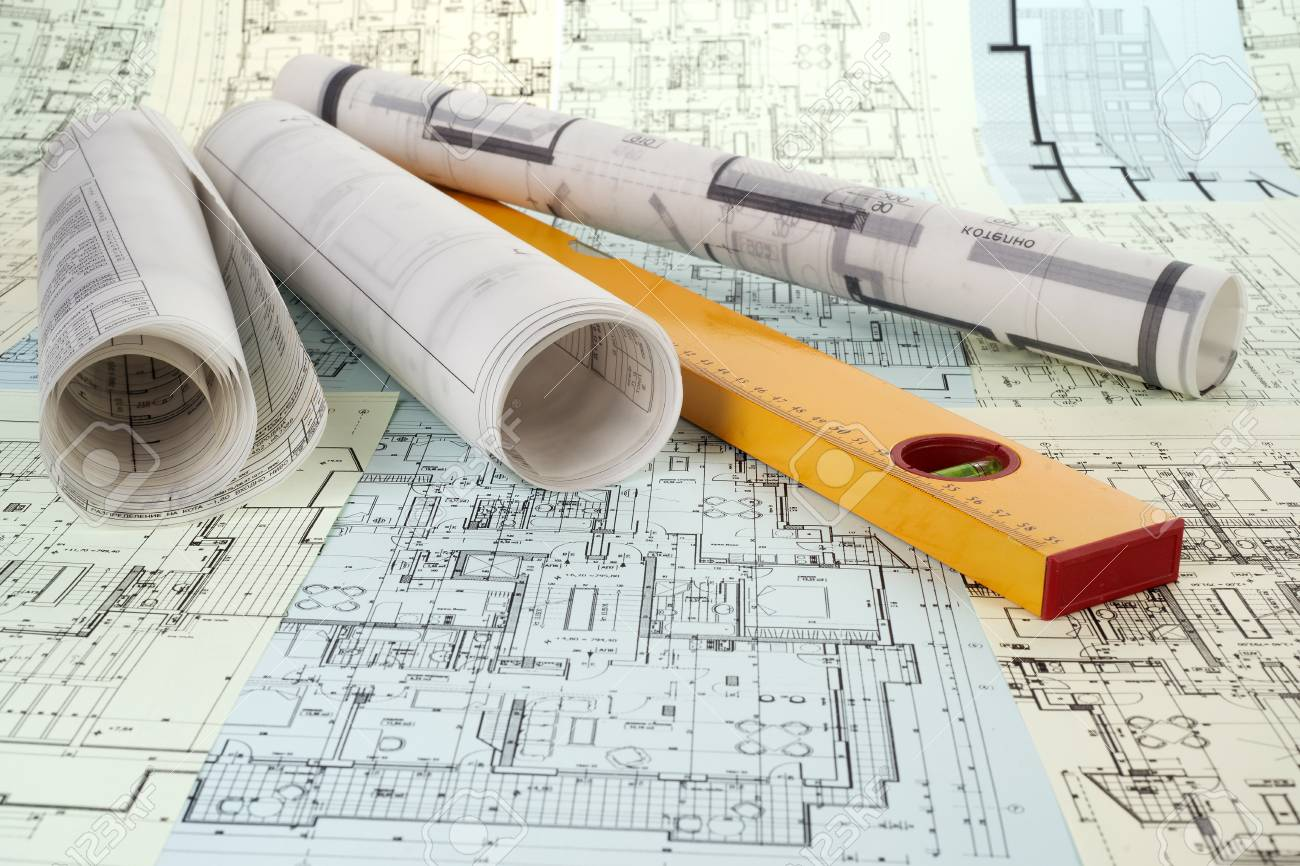 level and project drawings - 35820201