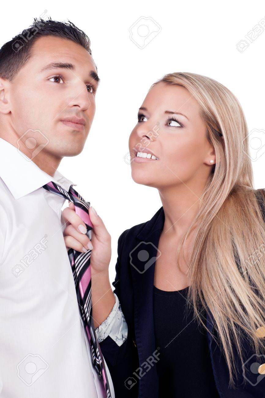 Сексуальное преследование на работе