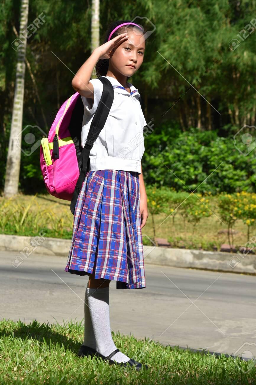 Student filipina Video of
