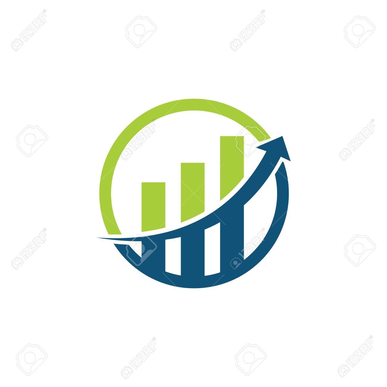 Business Finance professional logo template vector - 139483859