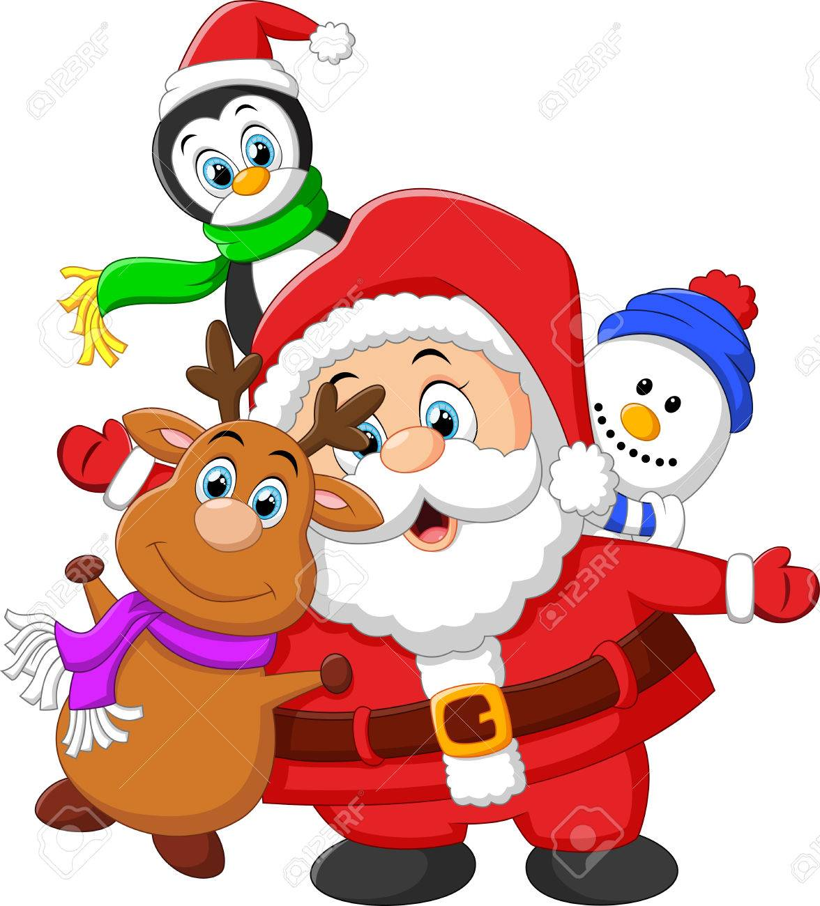 Navidad dibujos animados