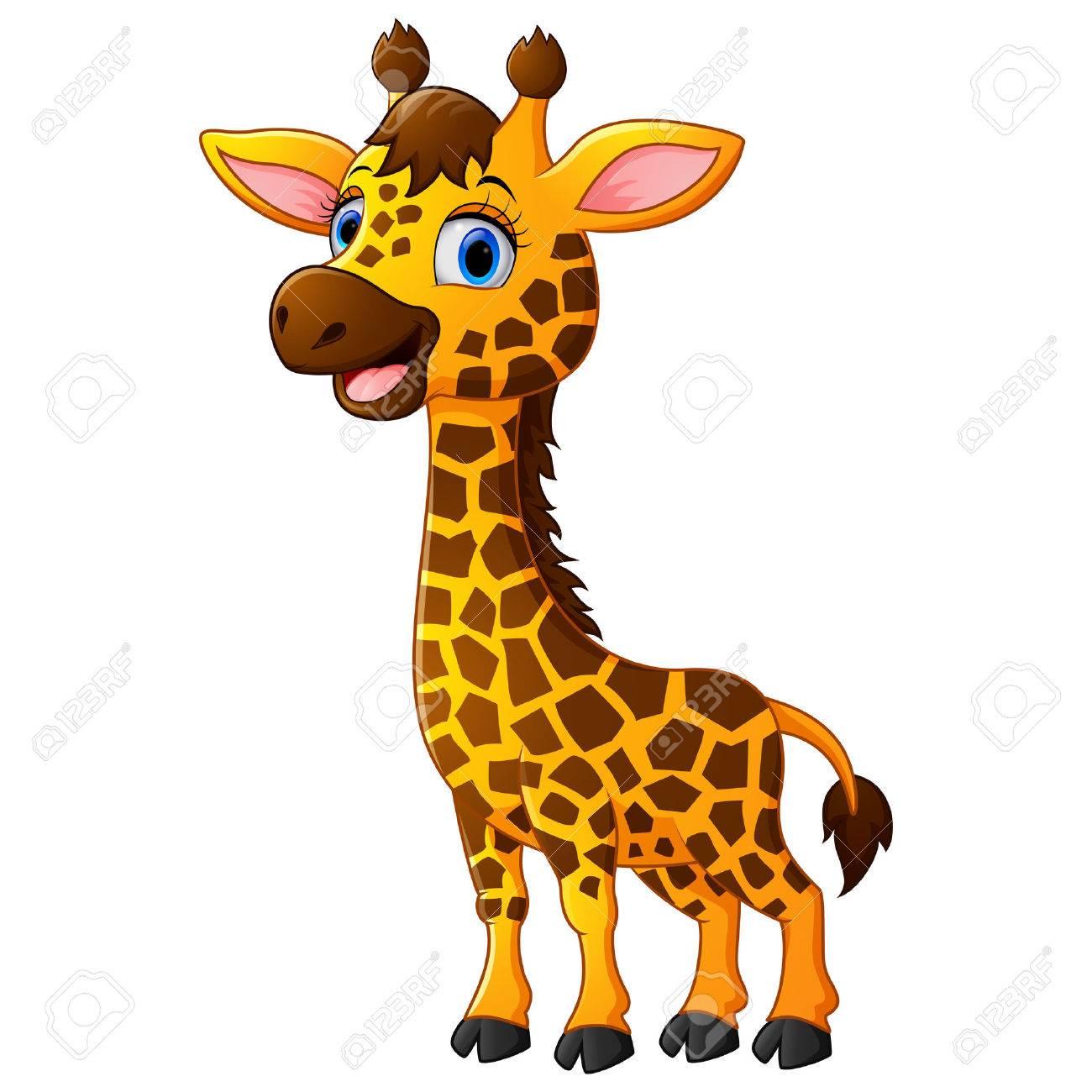 cute giraffe cartoon stock photo picture and royalty free image rh 123rf com funny giraffe cartoon images giraffe cartoon images free download